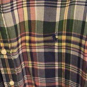 Polo by Ralph Lauren Shirts - Men's Button Down Dress Shirt by Ralph Lauren